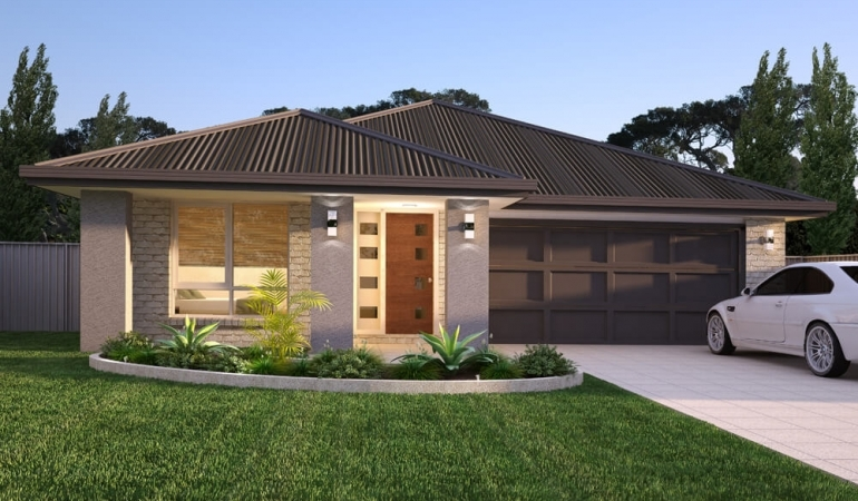 Sample Fernvale house and land package