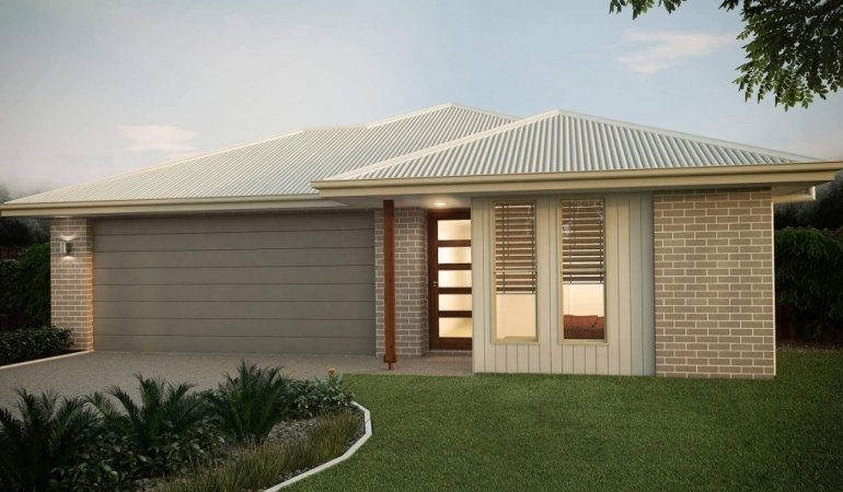 Sample house and land packages in Redbank Plains.
